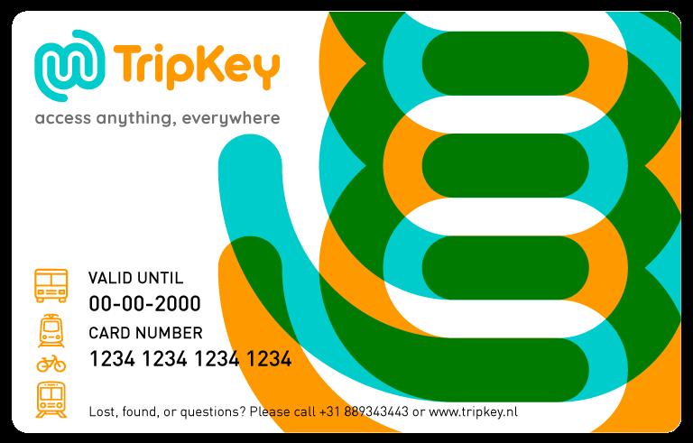 The actual TripKey Pass